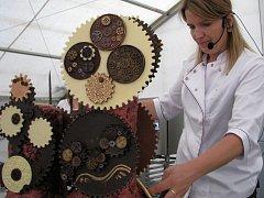 Festival Čokoládové lázně se konal o víkendu ve Velkých Losinách.