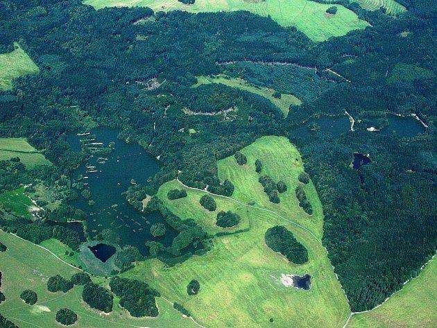 Soustava rybníků Černá Voda