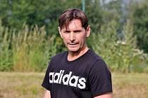 Trenér Šumperku Zdeněk Opravil