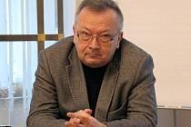 Ředitel Jesenické nemocnice Vítězslav Vavroušek