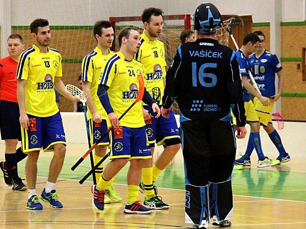 FbC Asper Šumperk - FBC Ostrava, 3. kolo osmifinále poháru ČP