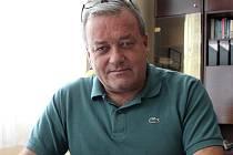 Ředitel Jesenické nemocnice Jan Jedlička