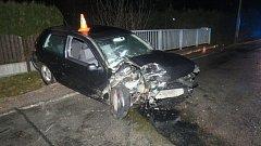 Nehoda v Lipové - lázních