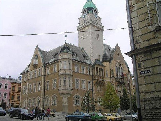 Šumperská radnice.