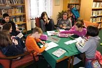 V Domě partnerství ve Vidnavě od konce dubna sídlí místní knihovna