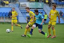Jeseník potřetí nedal gól, Šternberk slaví první výhru