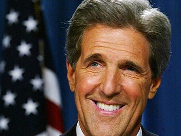 ministr zahraničních věcí USA John Kerry.