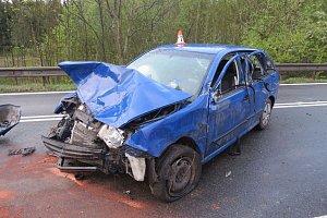 Nehoda u Mohelnice