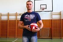 Ředitel Základní školy Jeseník Svatopluk Sekanina.