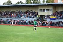 Naplní se ještě někdy tribuny Tyršova stadionu, jako loni v létě během pohárového utkání s Baníkem Ostrava?