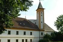 Budova městského úřadu v Zábřehu.