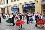 Mezinárodní folklorní festival v Šumperku 2019