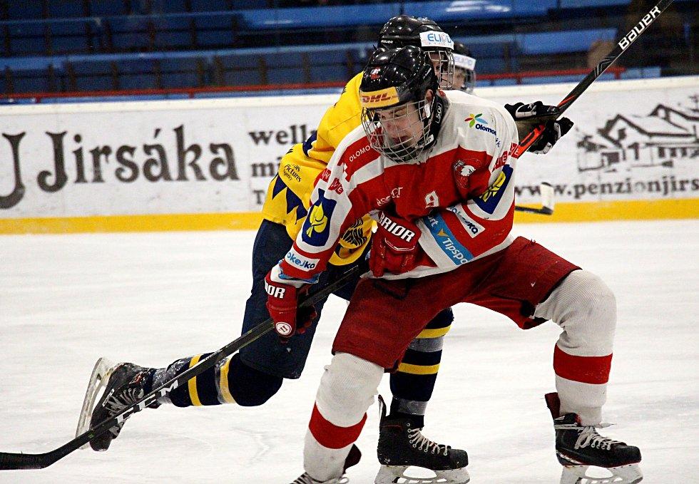 Dorost Šumperku prohrál s Olomoucí po nájezdech