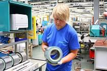 Mohelnický Siemens otevřel v sobotu 21. července své výrobní prostory návštěvníkům.