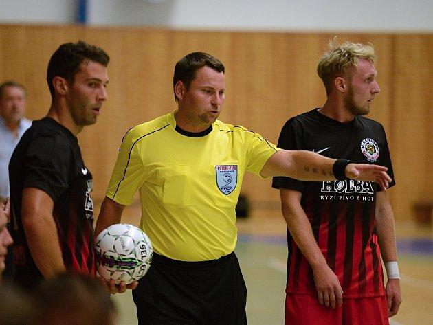 Futsal Jeseník. Ilustrační foto