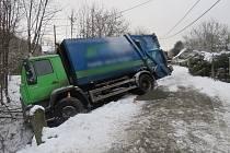 Nehoda v Osikově v Bratrušově