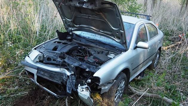 Nehoda u Police
