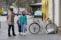 Jízdní kola se budou moci brzy půjčovat i v Třešti. Ilustrační foto.