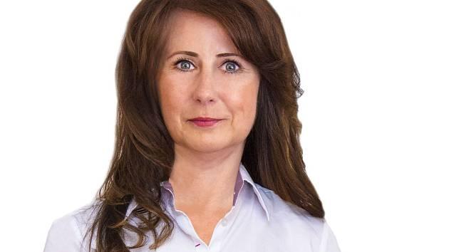 Jana Konvičková, lídr kandidátky ANO pro volby na jesenickou radnici
