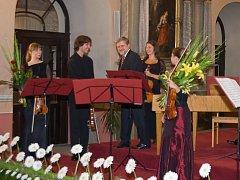 Klášterní hudební slavnosti v Šumperku