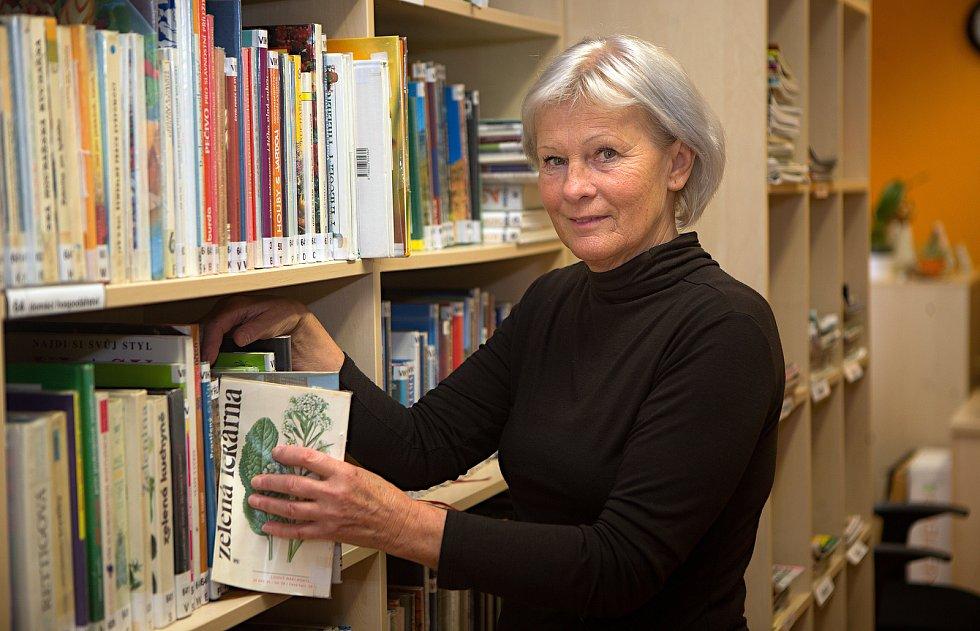 Knihovnice Květoslava Havlíčková