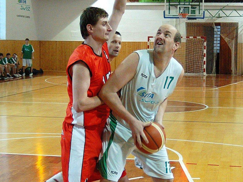 Šumperský basketbal