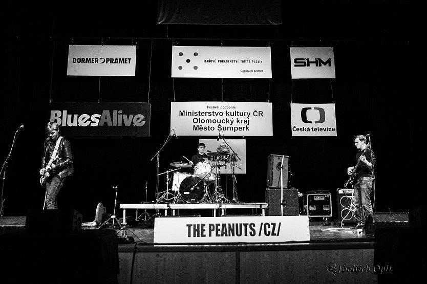 Skupina The PeaNuts
