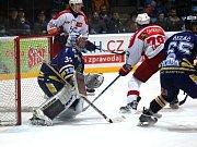 Semifinále 2. ligy: Draci - Poruba