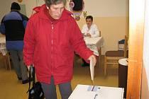 Obyvatelé Petrova nad Desnou volili své zastupitele