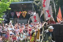 Městské slavnosti v Šumperku