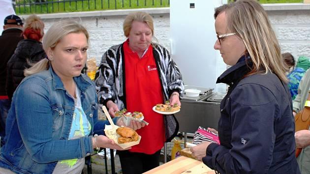 Food festival Jídlo na ulici v Zábřehu