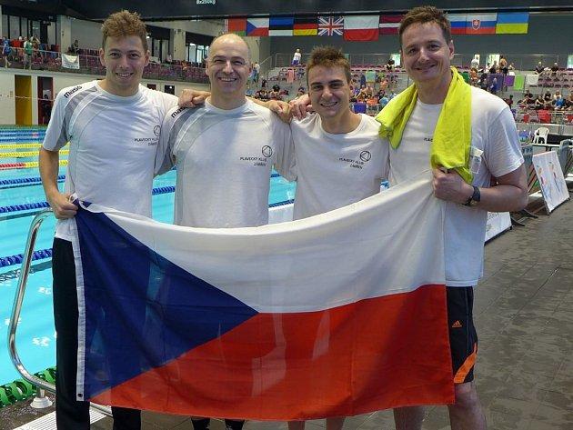 Zábřežští plavci ve Varšavě