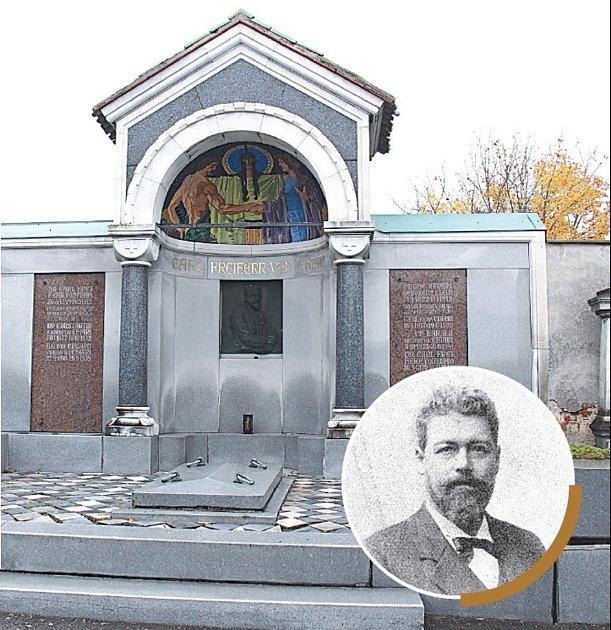 Karl Chiari (1849 – 1912), Šumperk. Průmyslník a politik žijící vŠumperku. Řídil zde textilní továrnu rodu Oberleithnerů. Patřil mu ihanušovický pivovar.  Hrobka jeho rodu na šumperském hřbitově vyniká zachovalou mozaikou vkopuli.