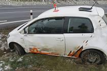 Nehoda na obchvatu Zvole