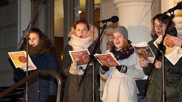 Česko zpívá koledy v Šumperku