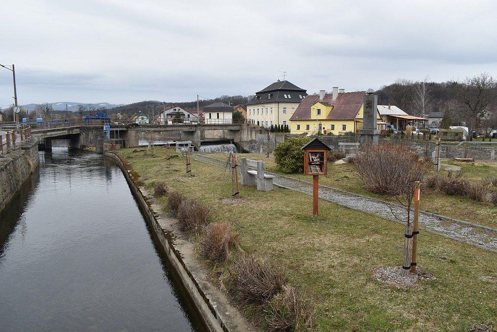 Mikulovice - areál Muna - současná podoba