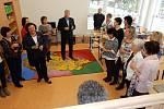 K základní škole v Moravičanech přibyla nová učebna.