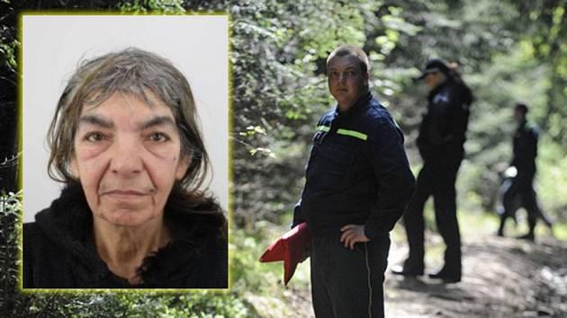 Policie prosí o pomoc při pátrání po pohřešované seniorce ze Zábřehu.