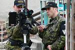 Policejní manévry zažili v úterý motoristé na Jesenicku a Šumpersku