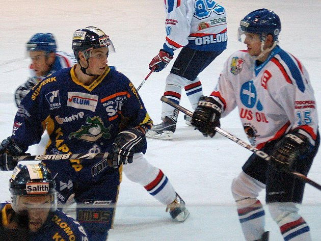 Michal Skoumal (vlevo).