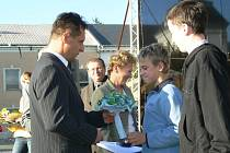 Daniel Vachutka byl oceněn za záchranu života