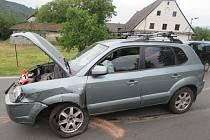 Nehoda v Rapotíně