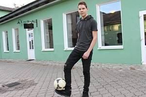 Michal Krátký ze Zábřehu zaujal v soutěži Chance být hvězdou