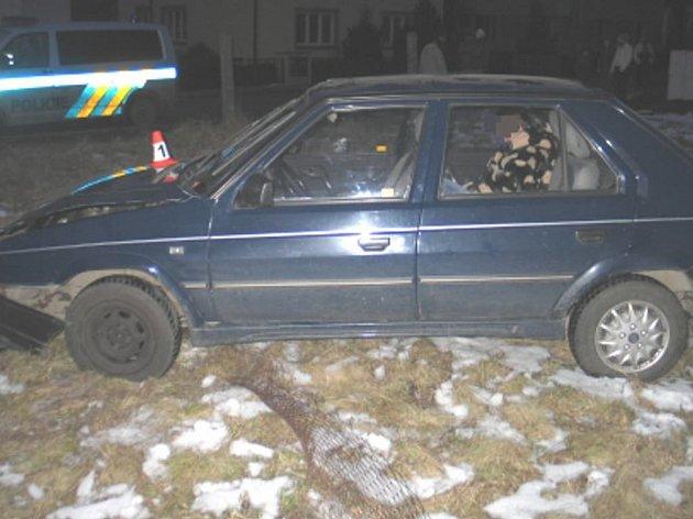 Poslední nehoda, kterou měl na svědomí opilý řidič, se stala u Dolních Studének.