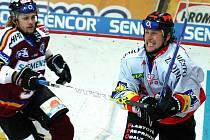 Karel Plášek (vpravo)