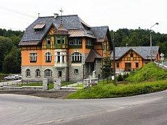 Relaxační centrum firmy Stomix v Žulové