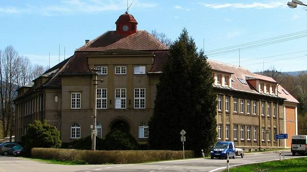 Objekt Diakonie v Sobotíně.