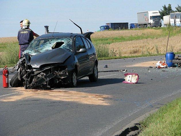 Smrtelná dopravní nehoda zablokovala Bludovský kopec