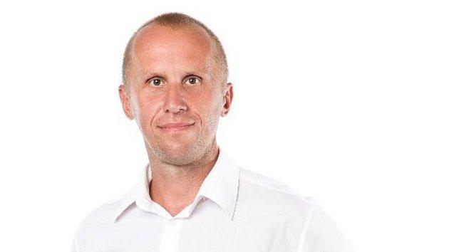 Lídr kandidátky ANO 2011 v Šumperku Martin Janíček