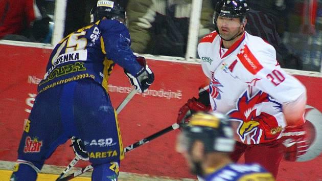 Draci versus Olomouc
